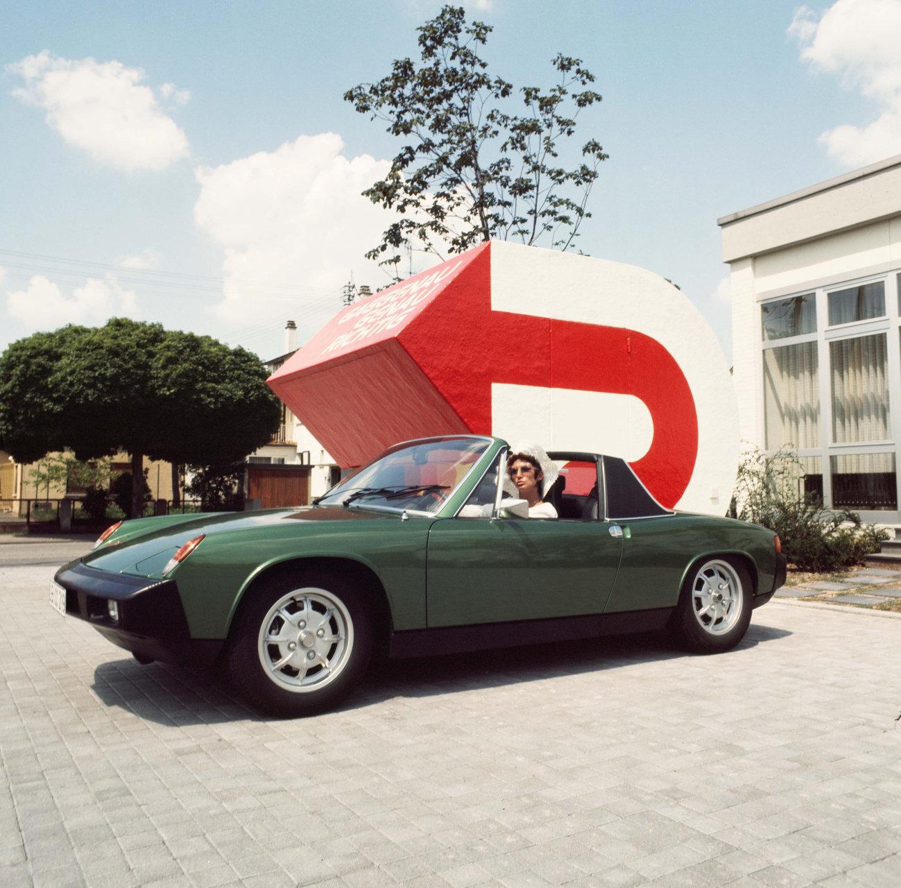 Porsche 914 12