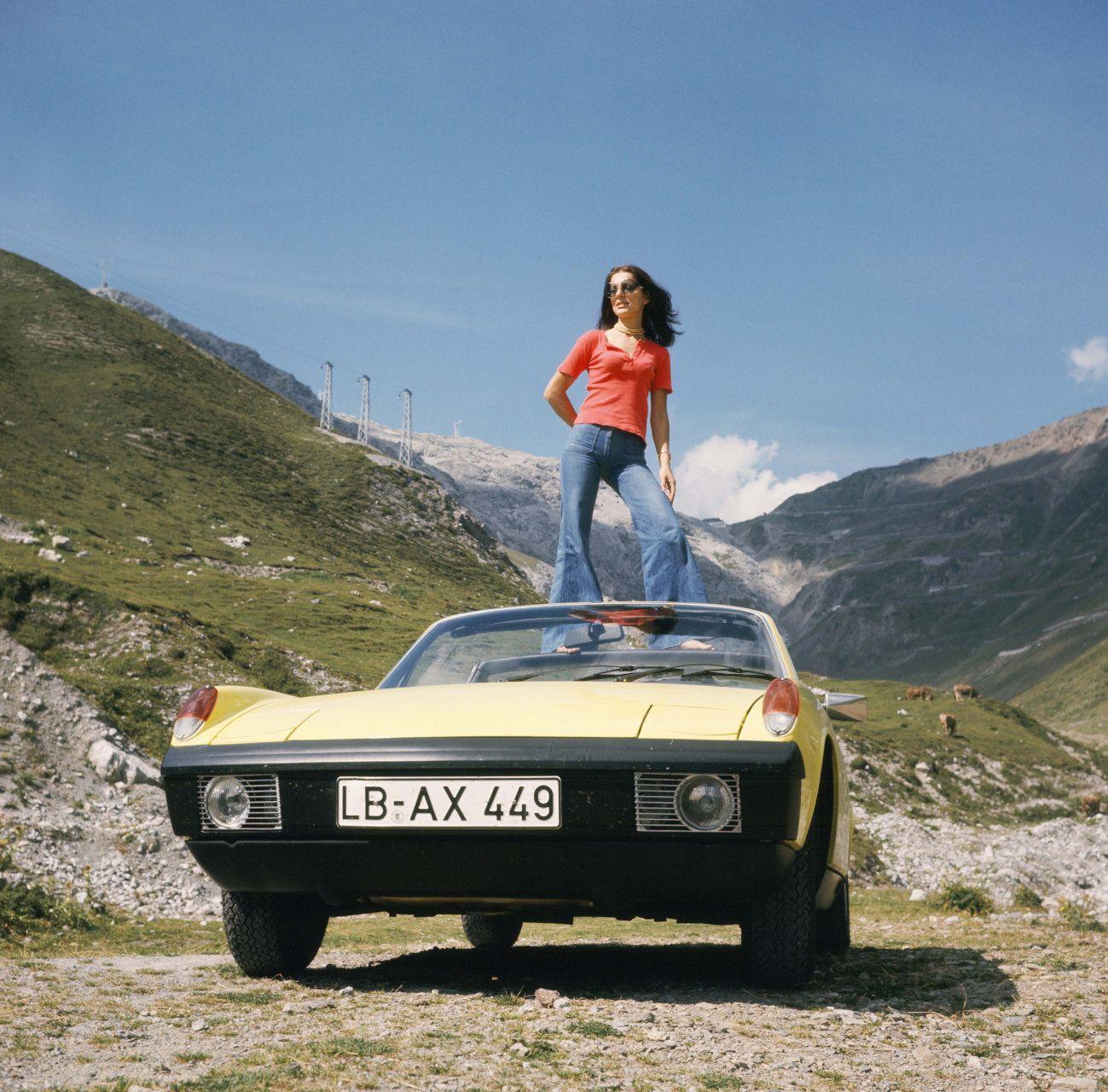 Porsche 914 9