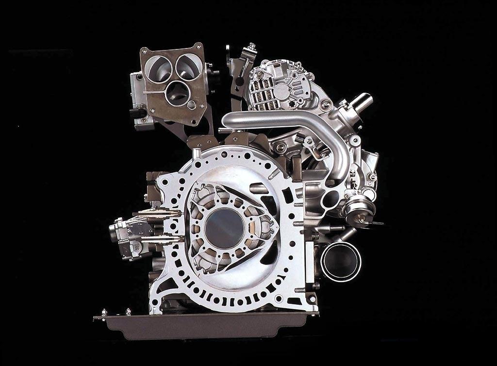 El Motor Wankel (I)
