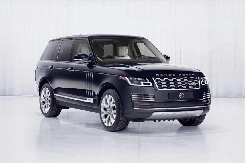 Range Rover Astronaut Edition, para los que llegarán alto