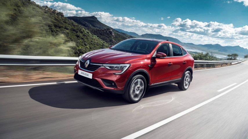 El Renault Arkana llegará finalmente a Europa