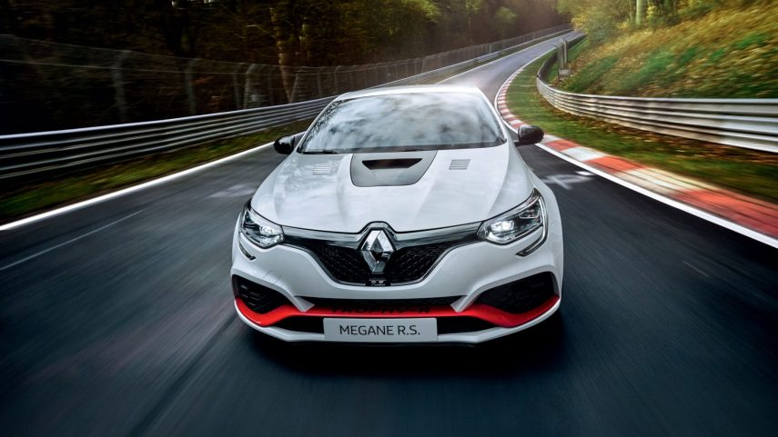 Renault Mégane RS Trophy-R: el nuevo rey de los tracción delantera
