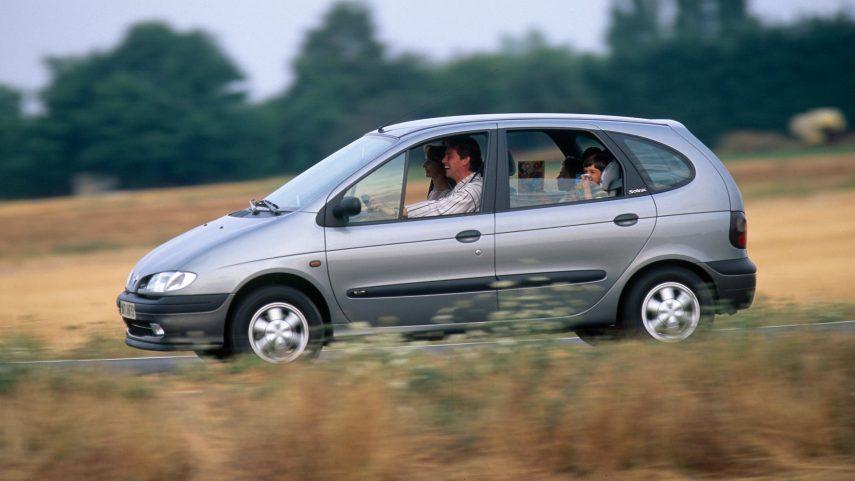 Coche del día: Renault Mégane Scénic