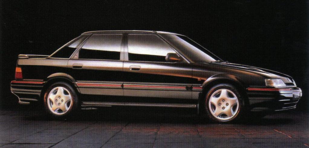 Coche del Día: Rover 420 GTi