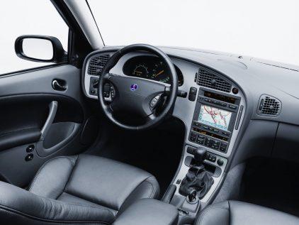 Saab 9-5 Interior 1997