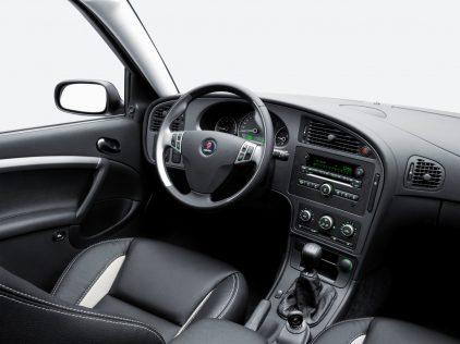 Saab 9-5 Interior 2005