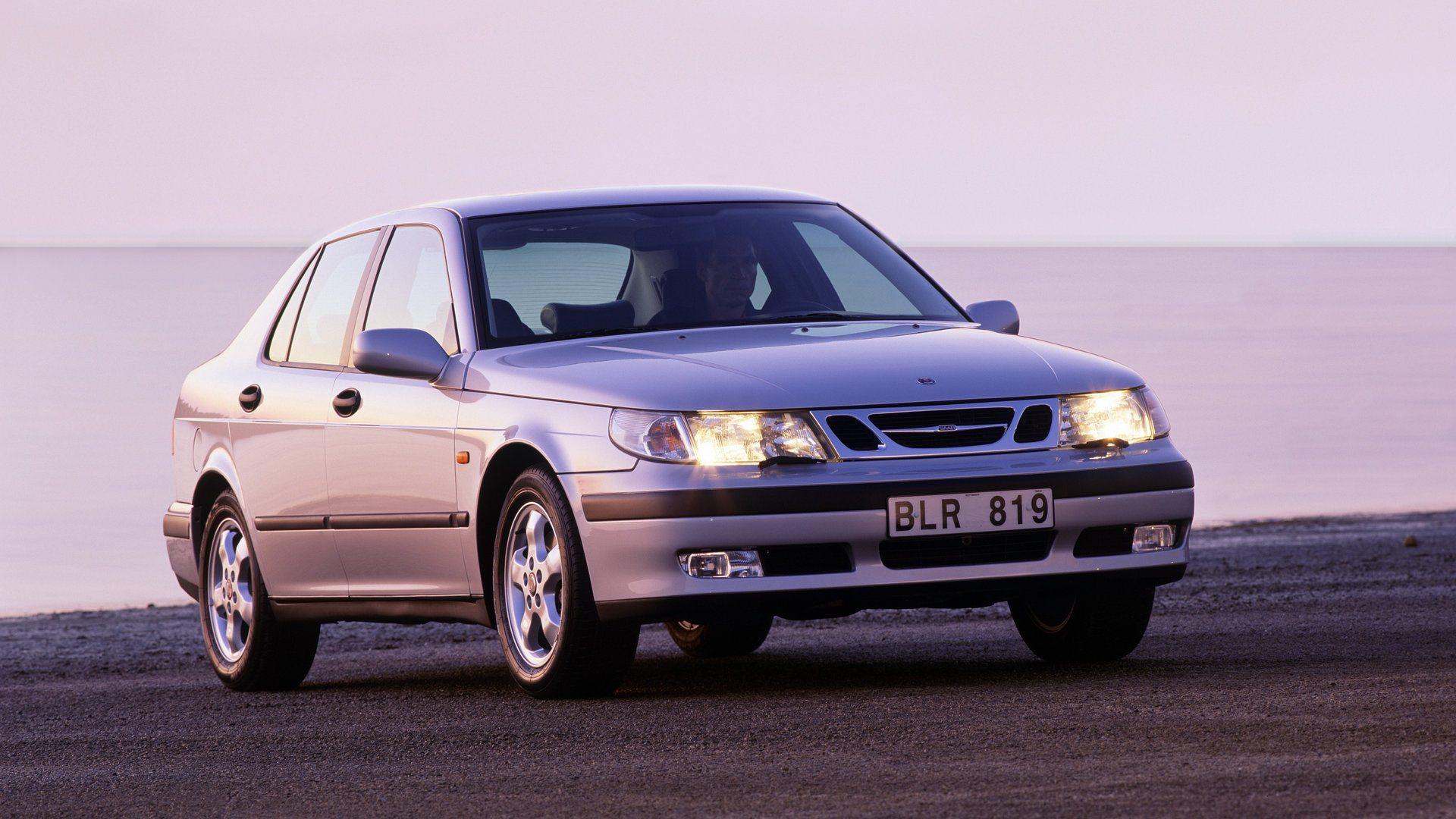 Coche del día: Saab 9-5