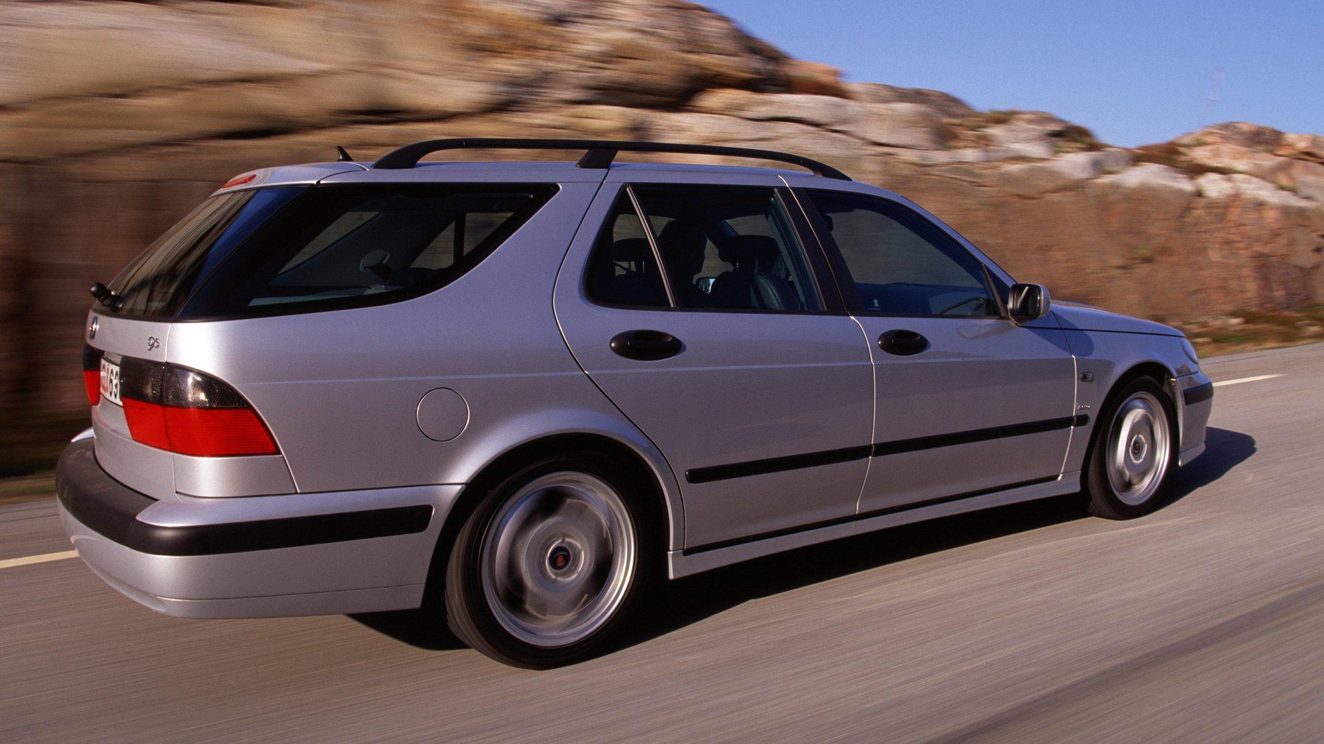 Saab 9 5 Sportcombi Aero 1997