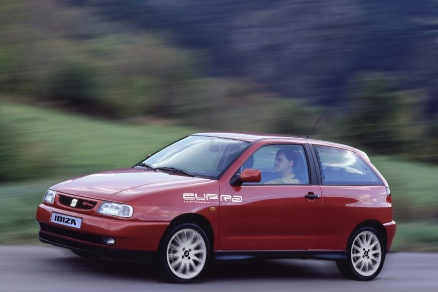 SEAT Ibiza GTi 16v Cupra