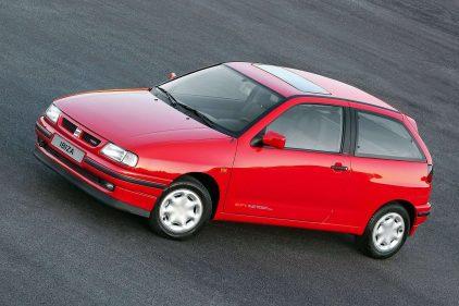 SEAT Ibiza GTi 6K 1