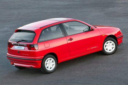 SEAT Ibiza GTi 6K 2