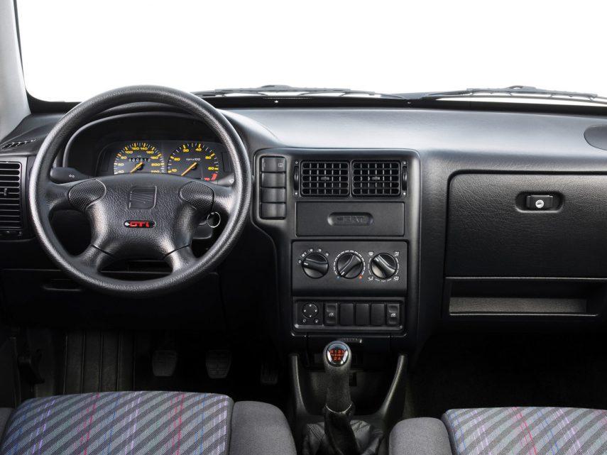 SEAT Ibiza GTi 6K 3