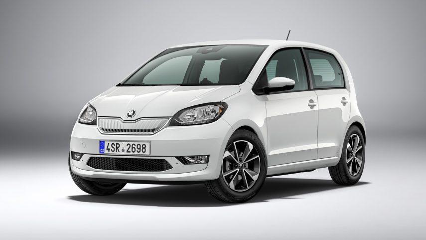 Škoda Citigo-e iV, el modelo más urbano se vuelve eléctrico