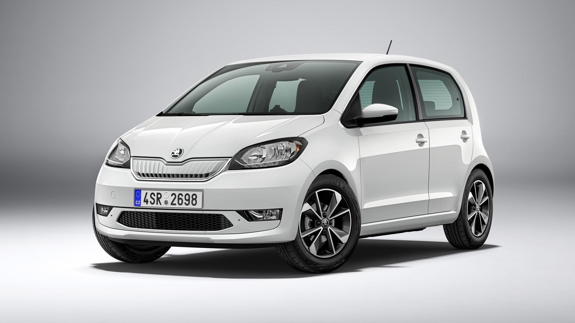 Škoda tendrá un nuevo urbano eléctrico basado en el Volkswagen ID.1