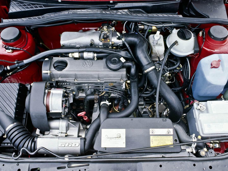 Volkswagen Golf Rallye G60 3