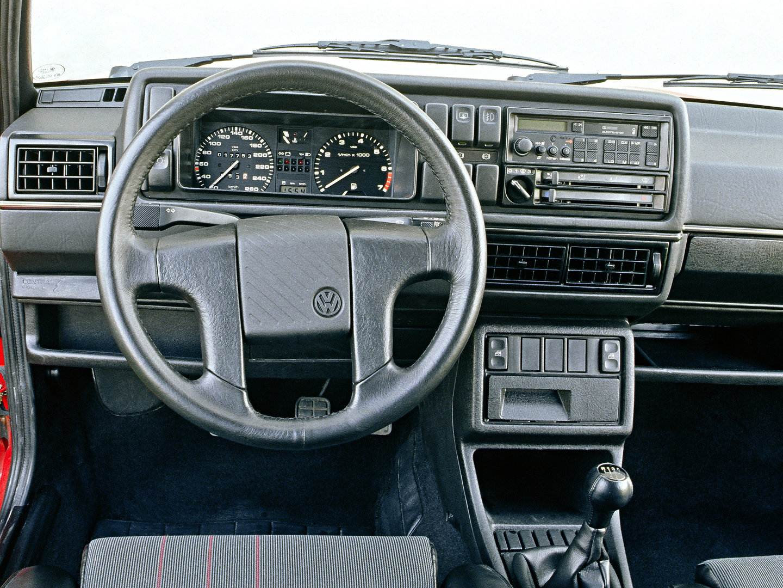 Volkswagen Golf Rallye G60 4