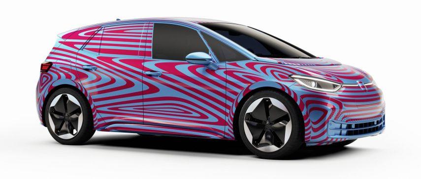 Volkswagen ID.3: nuevos detalles del primer eléctrico puro de la marca