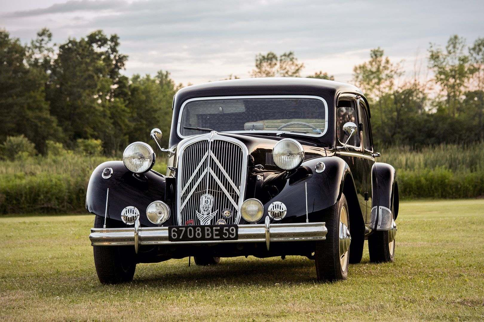 Citroën Traction Avant 15 H