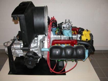Citroën DS Motor Boxer