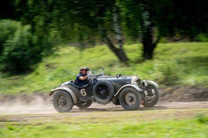 Bentley 3 41/2 Tourer (1925)