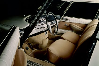 Citroën DS interior