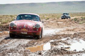 Porsche 365SC de 1964