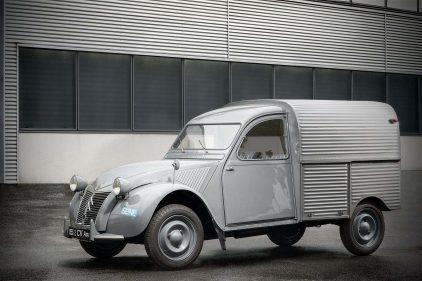 Citroën 2CV AK