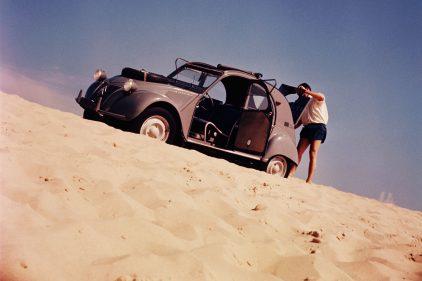 Citroën 2CV 4x4 Sahara