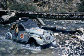 Citroen Raid 1970