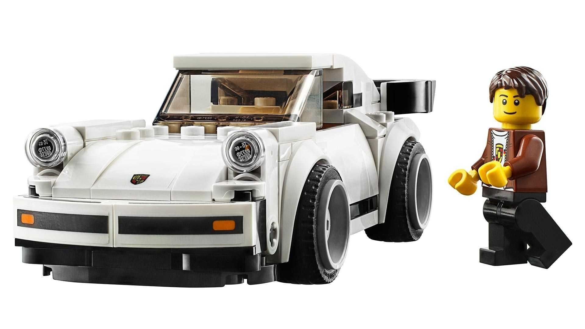 1974 LEGO Porsche 911 Turbo 1