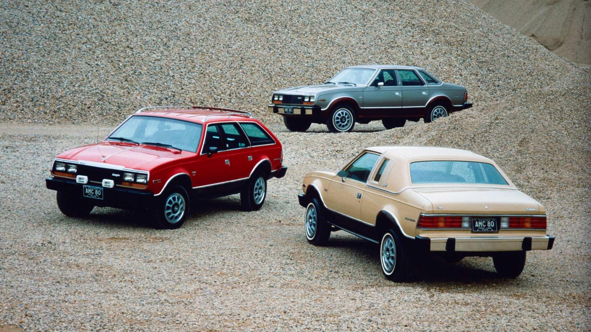 1980 AMC Eagle Gama