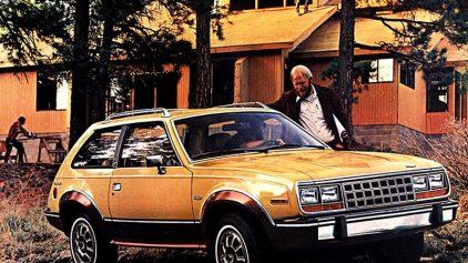 1981 AMC Eagle Kammback