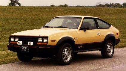1981 AMC Eagle SX/4