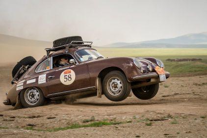 Porsche 356A (1956)