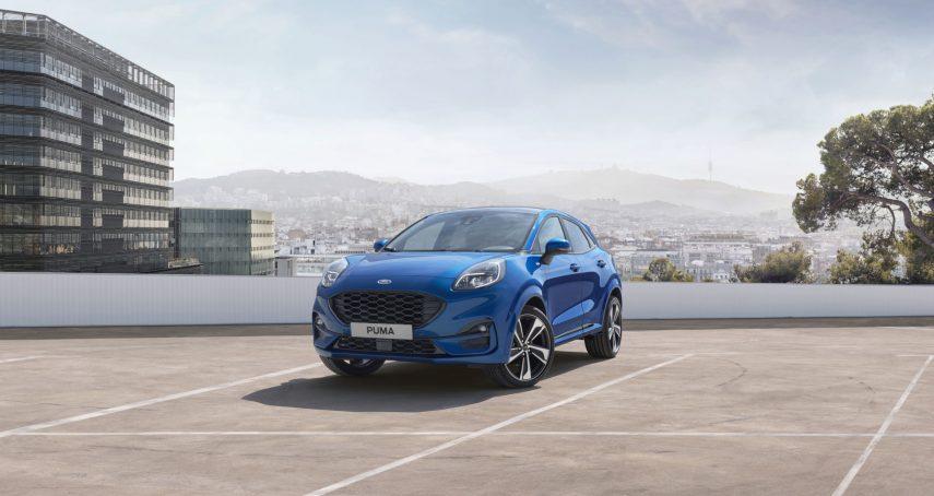 El nuevo Ford Puma entra en producción