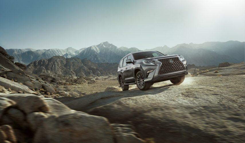 2020 Lexus GX: más presencia para el Toyota Land Cruiser de lujo
