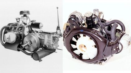 22 Motores Citroen 2CV