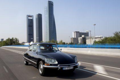 Citroën DS Madrid