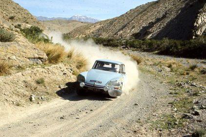 Citroën DS23 Marruecos 1975
