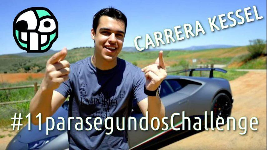 @AlphaSniper97 apuntará su Lamborghini Huracán a la Carrera Kessel