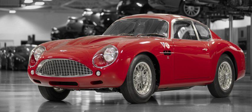 El Aston Martin DB4 GT Zagato Continuation ya es una realidad