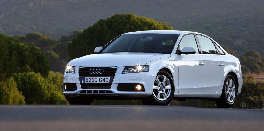Coche del día: Audi A4 2.0 TDI e (B8)