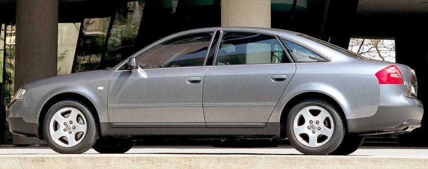 Coche del día: Audi A6 2.5 TDI V6 (C5)