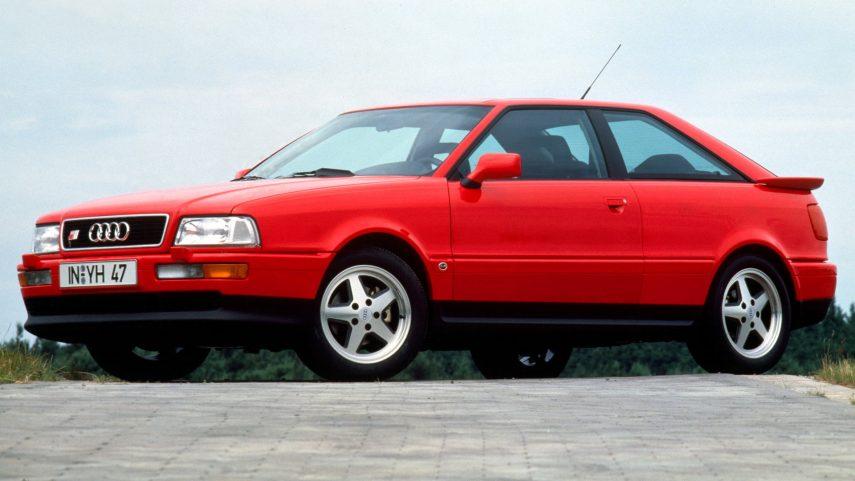 Coche del día: Audi S2 Coupé
