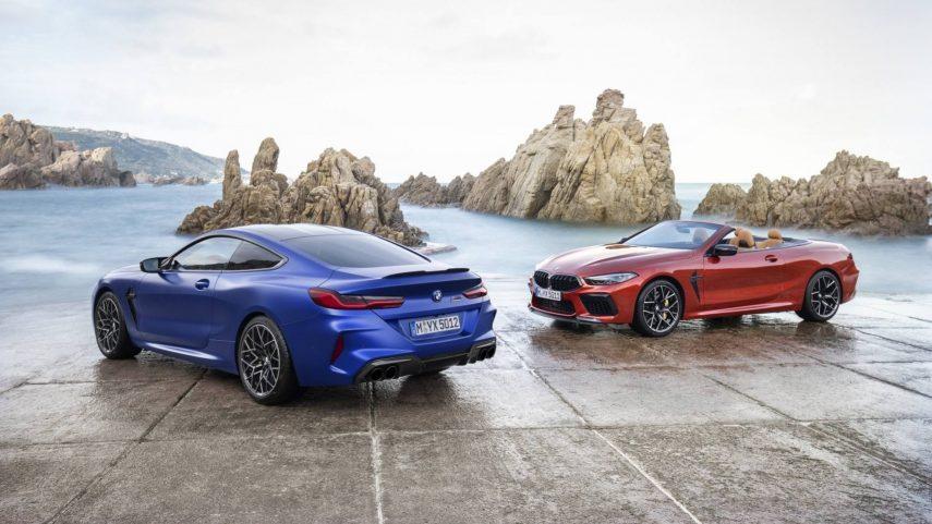 BMW M8 Competition Coupé y Cabrio, el último gran turismo prestacional de Baviera