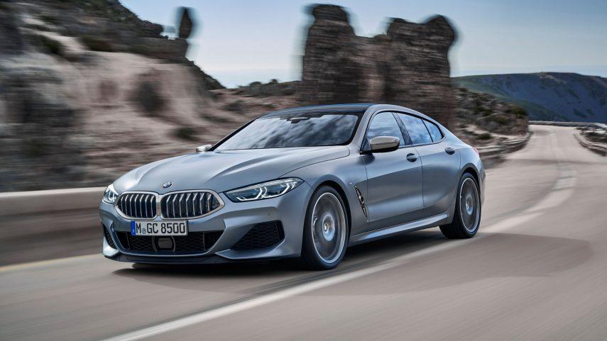 Nuevo BMW serie 8 Gran Coupé, berlina con alma de Gran Turismo