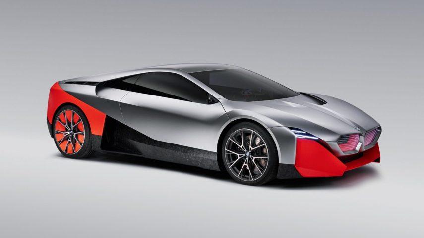 BMW Vision M Next, un anticipo a los deportivos del futuro