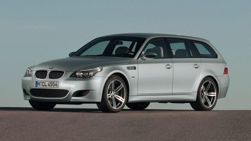 Coche del día: BMW M5 Touring (E61)