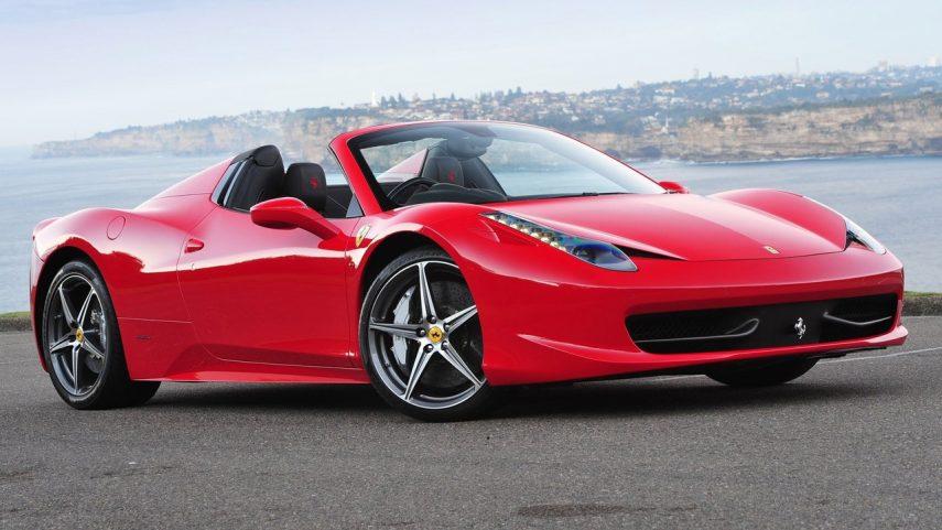 Si quieres un Ferrari 458 Italia manual, aprovecha esta oportunidad