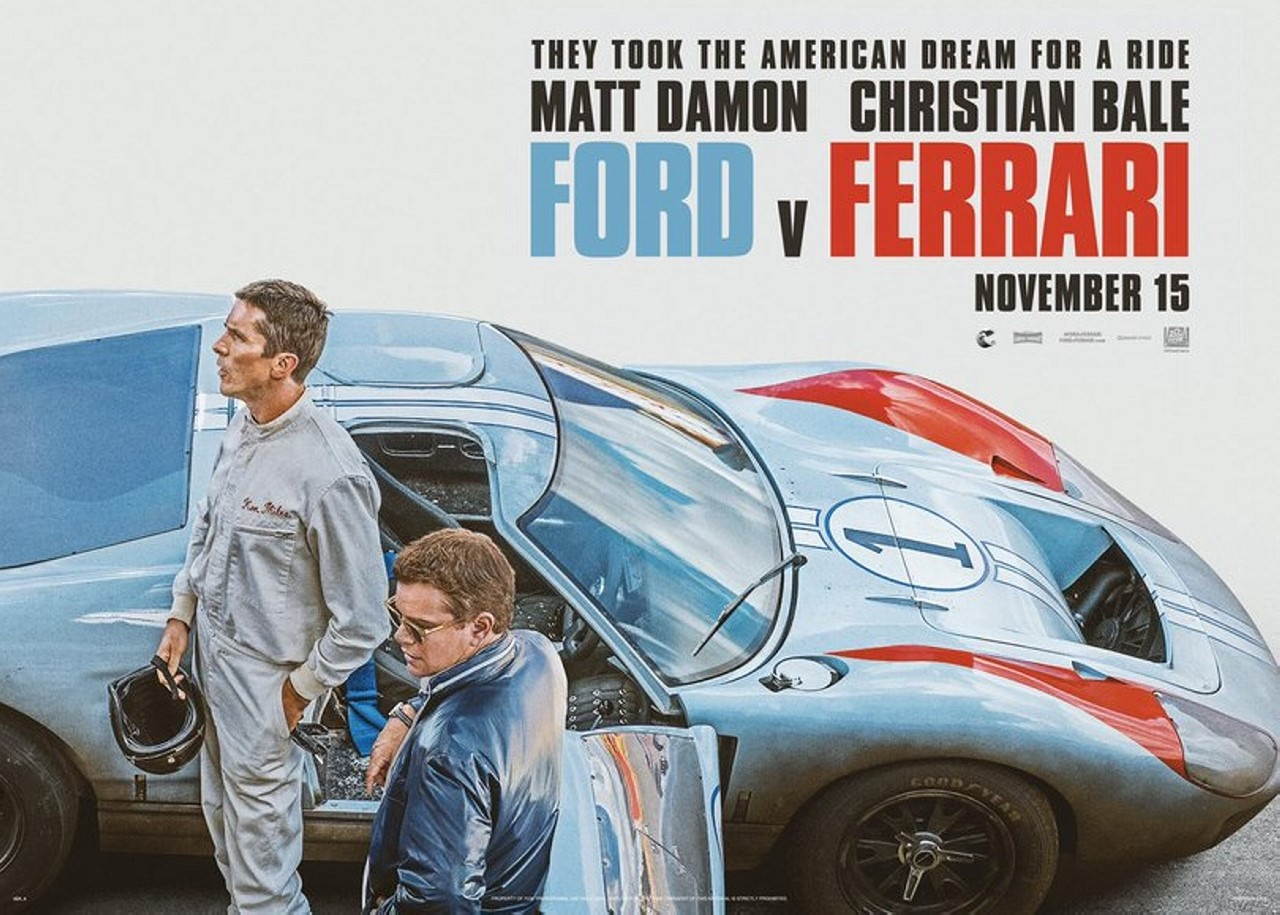 Ford v. Ferrari, una gran historia que será llevada a la gran pantalla